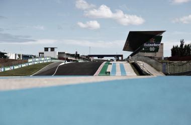 Trazado de Portimao. Foto: F1