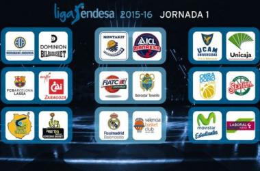 Baskonia iniciará la liga frente al Estudiantes en Madrid