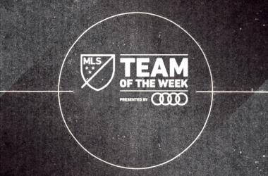 Once de la Semana 2018. Semana 19. Fuente: MLS Soccer