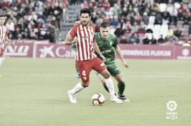 Imagen del último partido del Sporting <vía LaLiga>