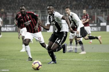 La Juventus asalta San Siro / Foto: gettyimages