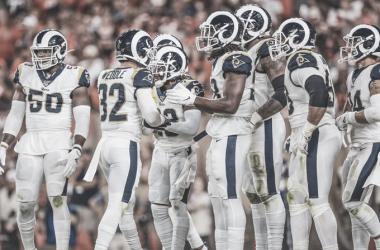 Trabajoso e importante triunfo de los Rams en su visita a Cleveland
