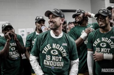 Los Packers se coronan campeones de la NFC Norte en Minnesota