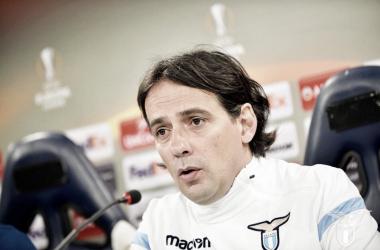 """Inzaghi: """"La Lazio no teme a nada"""""""
