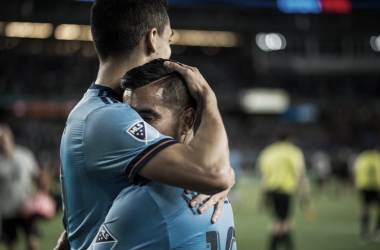Resumen de la semana 19 en la MLS 2018: aspirantes a todo // Imagen: New York City