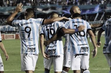 Atlético quiere seguir con el pie derecho. Fuente: Agencias.