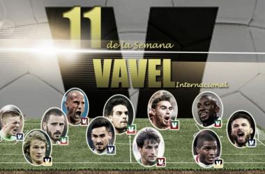 Once de Oro Fútbol Internacional en VAVEL || Imagen: Leo Ariaran (VAVEL.com)