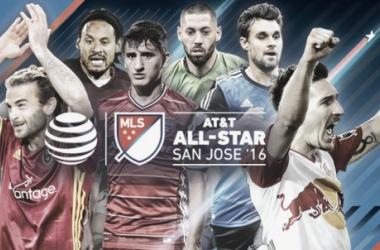 Kinnear completa la lista para el MLS All-Star 2016
