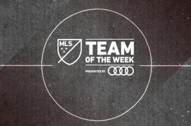 Once de la Semana 22: El bueno de Zlatan y la estrella de Davies. Fuente: MLS