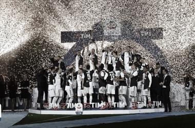 Vía: Serie A TIM, cuenta oficial en twitter