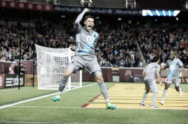 Minnesota United estrena victoria