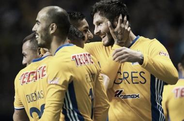 Tigres se llevó la victoria y la clasificación    Imagen: @TigresOficial
