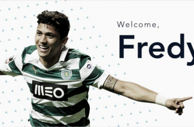 Fredy vuelve a la MLS || Imagen: @WhitecapsFC