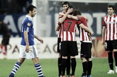 Raúl tras el partido ante el Athletic Club | Fotografía: FIFA
