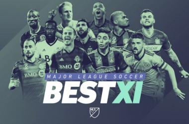 Mejor Once de la MLS 2017. El protagonismo del gol