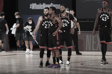 Crónica NBA: Toronto se levanta e iguala la serie