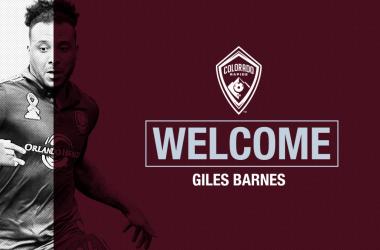 Barnes vuelve a la MLS