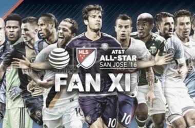 XI Inicial AT&T MLS All-Star 2016 || Imagen: mlssoccer.com