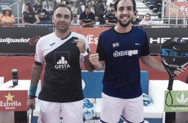 Godo Diaz y Lucho Capra siguen en racha
