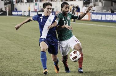 Empate sin goles entre Guatemala y México || Imagen: televicentro.hn