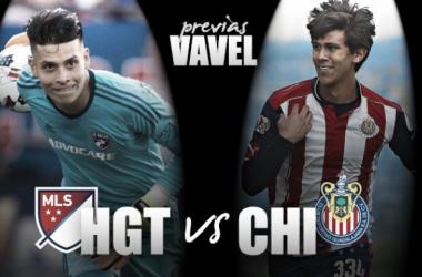 MLS Homegrown Team – CD Chivas U-20 || Imagen: Aitor Sánchez-Rey Larrea (VAVEL.com)