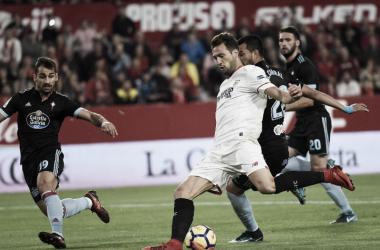 El Sevilla necesita ganar para no descolgarse de los puestos europeos. Foto: SevilaFC.