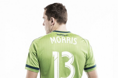 Jordan Morris regresa a Seattle Sounders || Imagenes: soundersfc.com