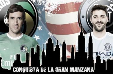 Conquista de la Gran Manzana || Imagen: David Ponce (VAVEL.com)
