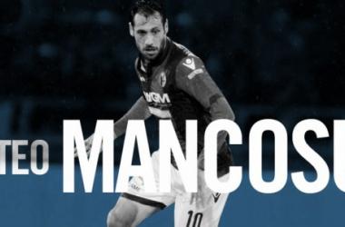 Matteo Mancosu llega al Impact || Imagen: impactmontreal.com