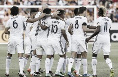 Gio Dos Santos volvió a anotar en la MLS || Imagen: usatoday.com