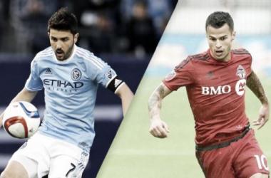 David Villa y Giovinco, Superhéroes en sus equipos || Imagen: espn.go.com
