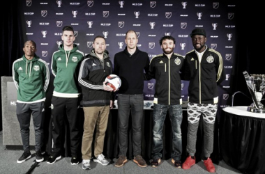 Rueda Prensa Previa MLS Cup 2015 || Imagen: mls.univision.com