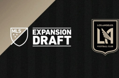 Los Angeles FC completa el MLS Expansion Draft