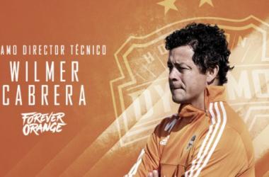Wilmer Cabrea vuelve a la MLS de la mano del Dynami || Imagen: houstondynamo.com