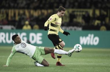 Dortmund y Wolfsburg empatan 0-0 | Foto: www.bundesliga.com