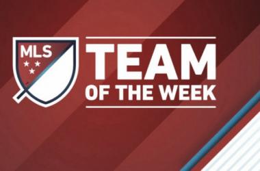 Once de la MLS Semana 27. Un líder protagonista