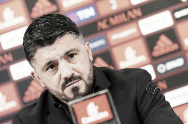 """Gattuso: """"Lo hemos dado todo, pero se nos ha puesto en contra"""""""
