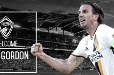 Alan Gordon se incorpora al Rapids || Imagen: coloradorapids.com