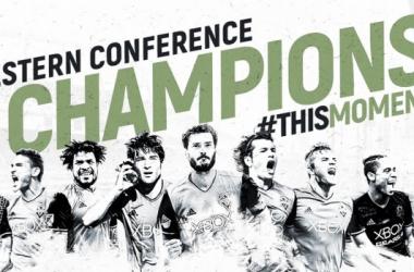 Seattle Sounders llega a la MLS CUp || Imagen: @SoundersFC