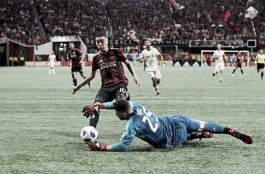 Giovinco salva a su equipo en Atlanta