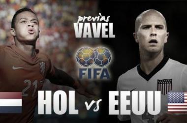 Previa Holanda vs Estados Unidos || Imagen: David Ponce (VAVEL.com)