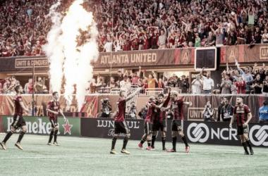 Atlanta se aficiona a las goleadas