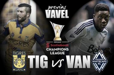 Previa Ida Semifinal CONCACAF Champions League    Imagen: Gerard Faigés (VAVEL.com)