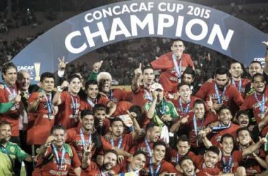 México logra el pase a la Copa Confederaciones    Imagen: concacaf.com