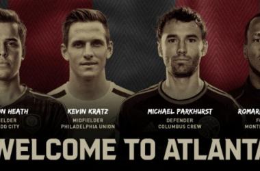 Atlanta United mueve ficha // Imagen: atlutd.com