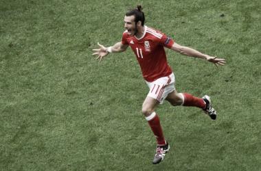 Eurocopa en blanco: estreno a lo grande de Gareth Bale