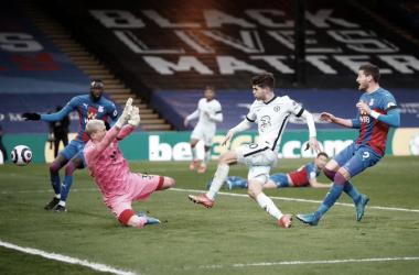Pulisic fue uno de los jugadores más destacados del partido. Vía: Chelsea FC en Twitter.