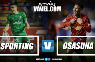 Portada previa Sporting - Osasuna. Vavel España