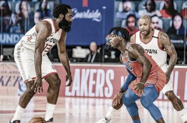 Crónica NBA: Oklahoma gana y se mantiene con vida