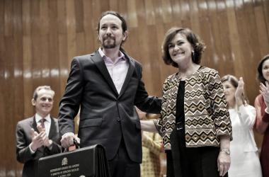 Pablo Iglesias: de la docencia a la Vicepresidencia